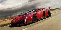 Der Lamborgini Veneno - aus: Lamborghini – die Chronik einer Legende.