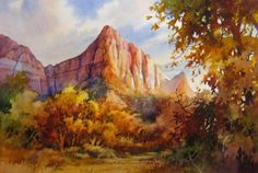 The Watchman in Autumn