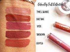 ColourPop Fall Collection (ummbabybeauty.com)