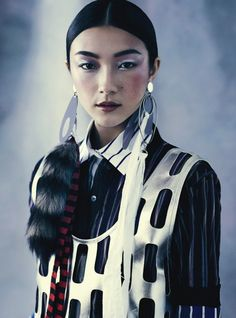 Natasha Liu Bordizzo - Vogue Australia February 2016
