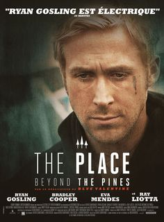 The Place Beyond The Pines Poster EXCELLENT MOVIE..A TOUCH DARK BUT ENTERTAINING