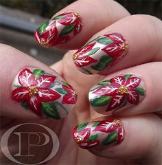 110 Best Flowers Nail Art Designs Images On Pinterest Cute Nails