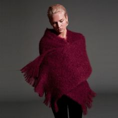 Mohair stole | large mohair scarf | clothing | The Biggest Blanket Company