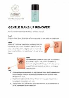 Make Up Remover, How To Remove, How To Make, Life Changing, Your Skin, Health And Beauty, Beauty Products, Skin Care, Tips