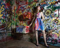 © Lindsay Adler  April 2011 issue - Flair game by Lindsay Adler