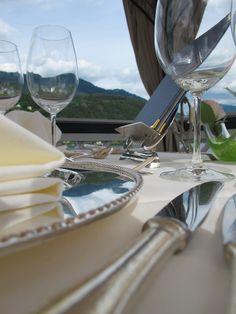 Genießen Sie ein Dinner for 2 am Bootsdeck - Hotel Forelle