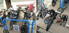 Εξάρθρωση σπείρας: Έκλεβαν μοτοσυκλέτες με θύματα από μικρές αγγελίες