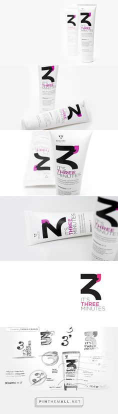It's Three Minutes #packaging by Agência BUD - http://www.packagingoftheworld.com/2015/01/its-three-minutes.html