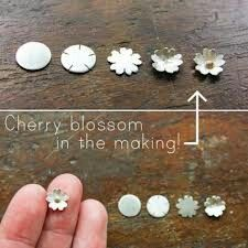 How to make cherry blossom