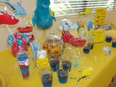 Dr. Suess Baby shower