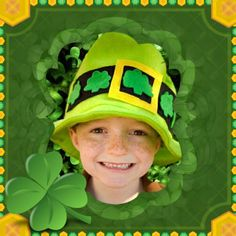 St. Patrick's Day is coming, celebrate with PhotoMontager!