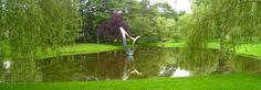 sculpture gardens at pepsico headquarters