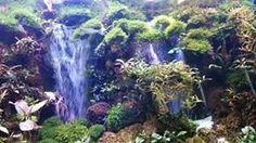 Underwater Waterfalls in an aquarium ... SEE IT IN MOTION here => VIDEO