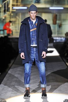 Dsquared2 Experience – Collections | MEN – FALL / WINTER 2014