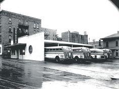 greyhound bus terminal in the world