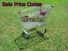 Price markings on consumer goods may reveal a sale or clearance reduction. Learn the codes at 16 national chains.