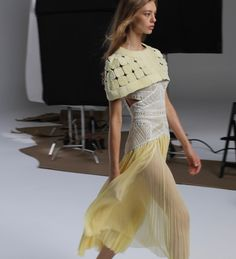 J.Mendel Skips the Runway for a Short Film With Music From Smashing Pumpkins Founder Billy Corgan