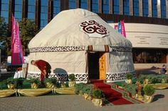 Саратовцев приглашают посетить казахскую юрту на пешеходной зоне на улице Волжская Подробнее http://www.nversia.ru/news/view/id/102102 #Саратов #СаратовLife