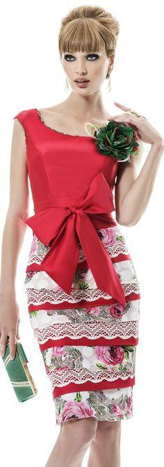 Party dresses Angela Ariza