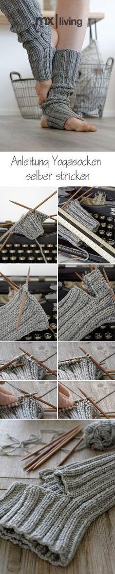 95 besten Socken stricken und häkeln Bilder auf Pinterest | Socken ...