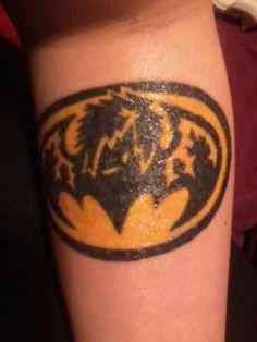 MY BatmAndy Tattoo <3