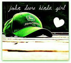 John deere girl