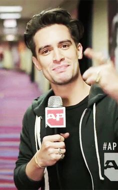 brendon urie believes in you