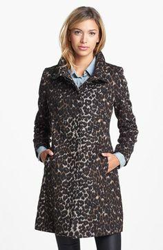 Chic Leopard Print T
