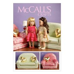 Dresses and Shoes For 18 Doll, and Furniture-One Size Only, , hi-res