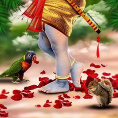 Shree Krishna Wallpapers, Radha Krishna Wallpaper, Lord Krishna Images, Radha Krishna Pictures, Radha Krishna Photo, Krishna Art, Radhe Krishna, Krishna Flute, Krishna Songs