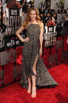 Who wore what this weekend: The best of the MTV Movie Awards: Leslie Mann| Erin Walsh
