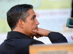 Jim Caviezel on the set of 'Person Of Interest' on... | ♚ IF You Want To WIN Hire A FINN ♚