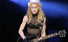 Israeli man jailed for 14 months for stealing Madonna's songs