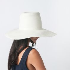 Clyde Panama Pinch Hat