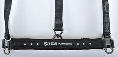 Eskadron Platinum Collection Headcollar - Black