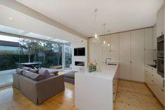 Albert Park Extension - contemporary - kitchen - melbourne - Statkus Architecture Pty Ltd