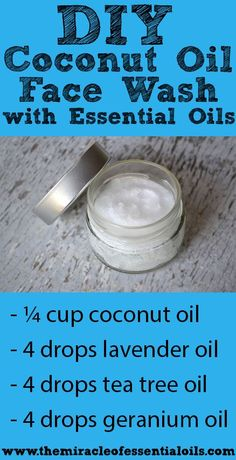 If you have normal skin or aging skin, then this DIY coconut oil face wash with essential oils will be perfect for cleansing your skin and more! Benefits of Coconut Oil for Skin Coconut oil is literally the oil for everything out there in the world. It's filled with healthy fatty acids including lauric acid, …