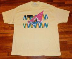 "Vintage 80's PIPELINE ""Windsurfer"" t-shirt, brings back some fond t-shirt memories."