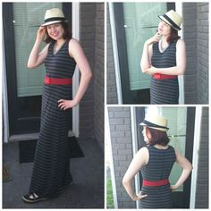 Stylish UPF Clothing - Your Non-Gunky, No-Hassle Sun Protection Option! A Review of Summerskin's Minimalist-Style-Friendly, Fashionable SPF Maxi Dress
