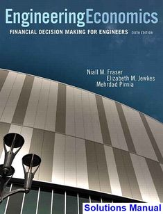 Financial accounting 11th edition harrison solutions manual test solutions manual for engineering economics financial decision making for engineers canadian 6th edition by fraser ibsn fandeluxe Image collections