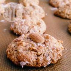 Amaretti (almond macaroons) @ allrecipes.co.uk