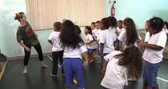 Dança e currículo escolar (Dança na escola...-SALTO PARA O FUTURO - ACERVO-TV Escola