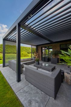 There are lots of pergola designs for you to choose from. You can choose the design based on various factors. First of all you have to decide where you are going to have your pergola and how much shade you want. Outdoor Pergola, Wooden Pergola, Backyard Pergola, Pergola Shade, Pergola Plans, Small Pergola, Cheap Pergola, Small Patio, White Pergola