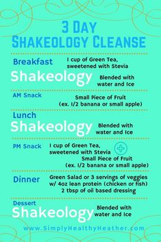 Weight Loss Mistakes Even Healthy Women Make Printable PDF for the 3 Day Shakeology Cleanse. A quick jumpstart for your weight loss and workout plan!Printable PDF for the 3 Day Shakeology Cleanse. A quick jumpstart for your weight loss and workout plan! Detox Cleanse For Weight Loss, Quick Weight Loss Diet, Weight Loss Help, Weight Loss Plans, Weight Loss Program, Healthy Weight, How To Lose Weight Fast, Reduce Weight, Losing Weight
