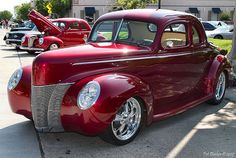 1940 Ford Deluxe Coupe - mod - candyapple - fvl | Flickr - Photo Sharing!