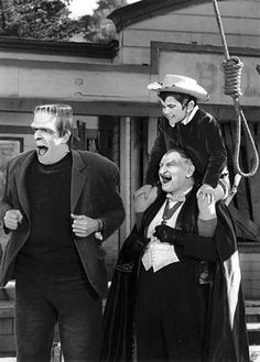 the munsters | the munsters com caption contest offers you the chance to interact ...
