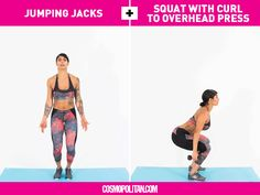 """5 Exercise Combos That Work Just As Well as Burpees, According to Massy """"Mankofit"""""""