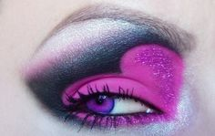 Sweet heart Eyeshadow