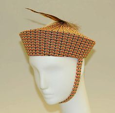 Hat Imperial Knitting Co., Inc Date: 1930s Culture: American Medium: cotton
