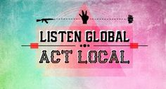 Sol Collective presents Listen Global, Act Local. Friday March 14, 2pm-midnight. Kenny Dorham's Backyard (1104 E. 11th St.)